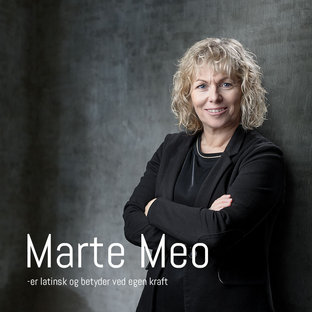 Marte Meo ved Gitte Henriksen
